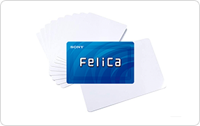 FeliCa Standardのサンプル写真