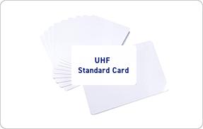 UHF帯ICカード(920MHz)のサンプル写真