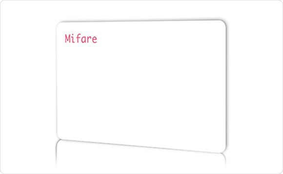 ICペーパーカードのサンプル写真
